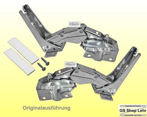 Bosch Kühlschrank Ersatzteile Scharniere : Scharnier türscharnier set kühlgeräte bosch siemens 481147 00481147
